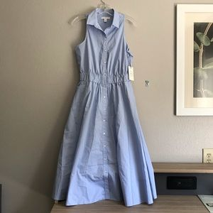 1901 Nordstrom NWT Full Button Dress